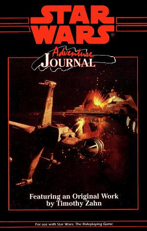 Adventure Journal 1