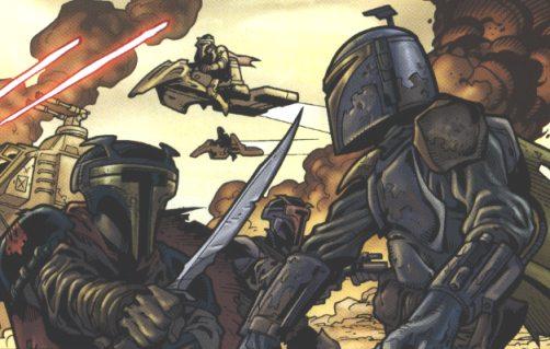 Mandalorianischer Bürgerkrieg