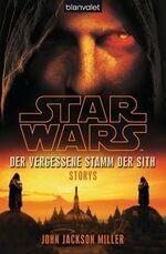Vergessener Stamm der Sith Cover deutsch