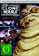 The Clone Wars Staffel 3 Vol.2