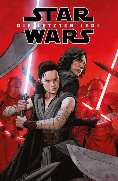 Die letzten Jedi (Comic)