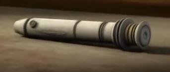 Halseys Lichtschwert