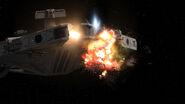 Homecoming Kreuzer Explosion