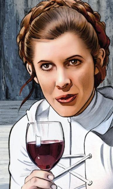 Alderaanischer Wein