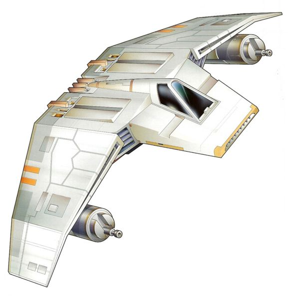 V-Wing Airspeeder