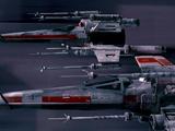 T-65-X-Flügel-Sternjäger