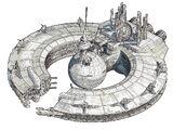 Lucrehulk-Klasse-Droidenkontrollschiff