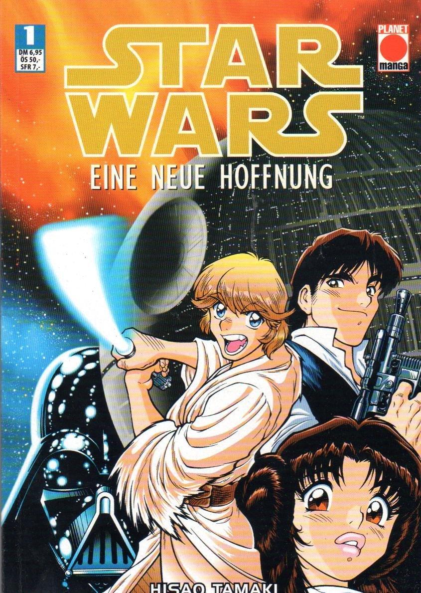 Eine neue Hoffnung (Manga)