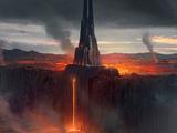 Darth Vaders Festung (Mustafar)
