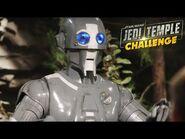 STAR WARS- Jedi Temple Challenge - Episode 2 - Star Wars Kids Deutschland