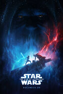 The Rise of Skywalker Poster D23 Expo
