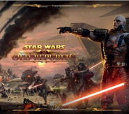 The Art and Making of Star Wars-The Old Republic