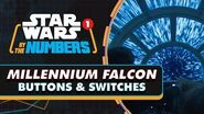 Every Switch Flip in the Millennium Falcon in the Star Wars Movies Star Wars By the Numbers