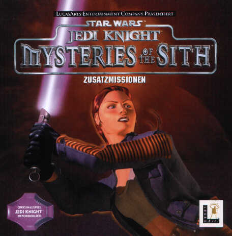 Jedi Knight – Mysteries of the Sith