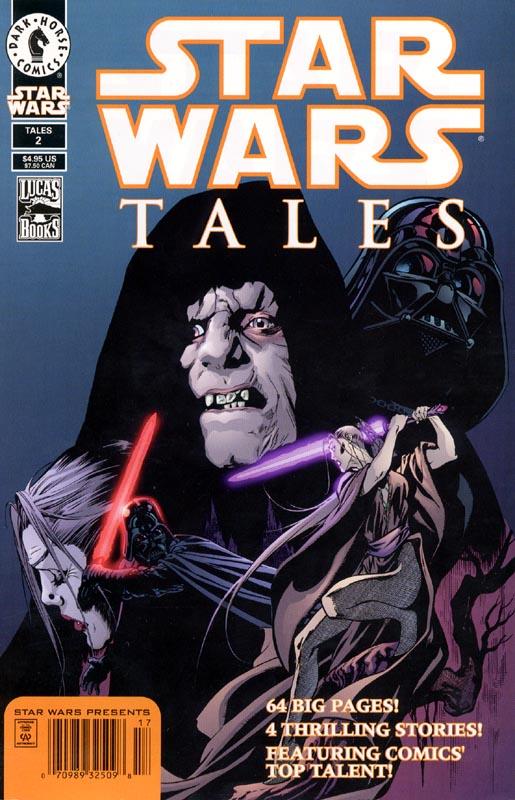 Darth Vader und die Dunkle Frau