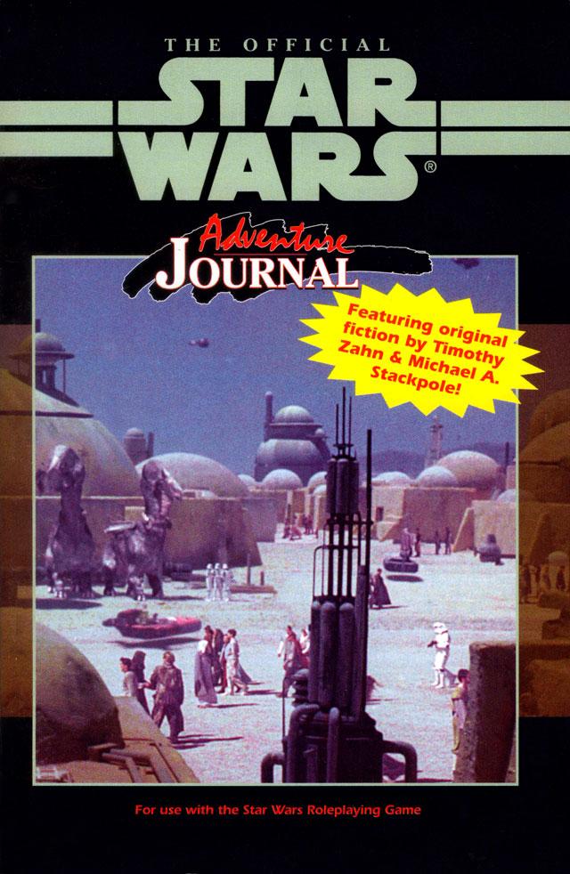 Adventure Journal 12