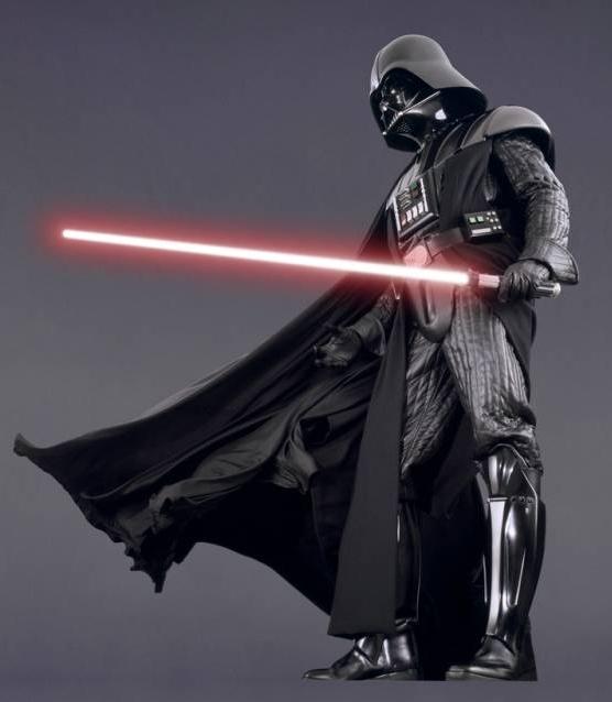 Darth Vaders Rüstung