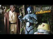 STAR WARS- Jedi Temple Challenge - Episode 10 - Star Wars Kids Deutschland