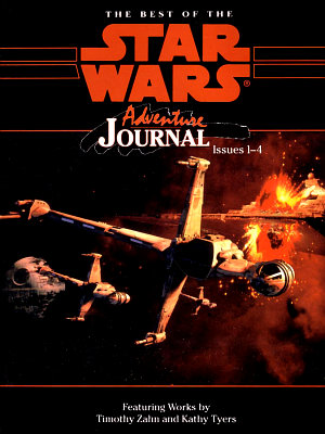 The Best of the Star Wars Adventure Journal 1-4
