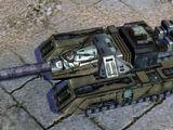 MZ-8-Impulsgeschützpanzer
