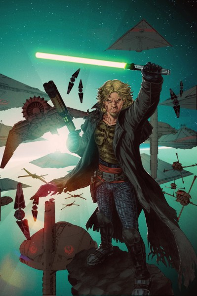 Cade Skywalker, Sith-Jäger