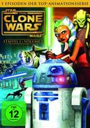 The Clone Wars Staffel 1 Vol 2