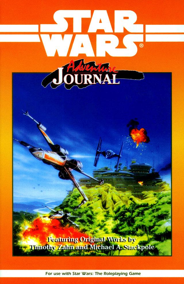 Adventure Journal 7