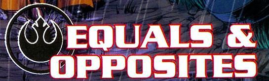 Equals & Opposites