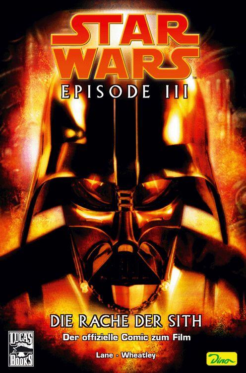 Episode III – Die Rache der Sith (Comic)