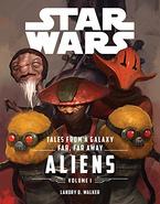 Spezies (Geschichten aus einer weit, weit entfernten Galaxis) Englisches Cover