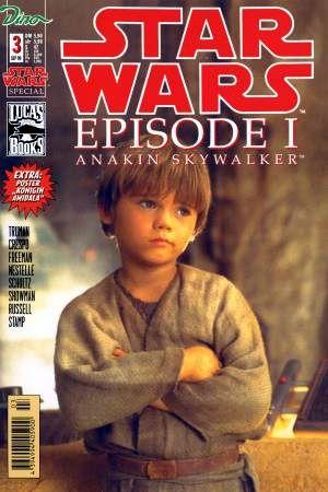 Anakin Skywalker (Comic)