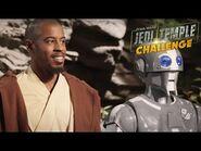 STAR WARS- Jedi Temple Challenge - Episode 1 - Star Wars Kids Deutschland
