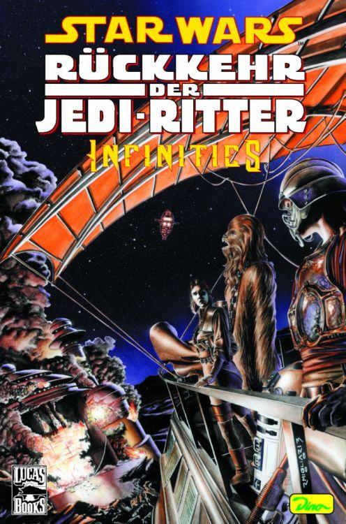 Die Rückkehr der Jedi-Ritter (Infinities)