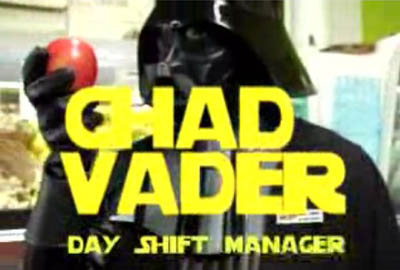 Chad Vader – Day Shift Manager