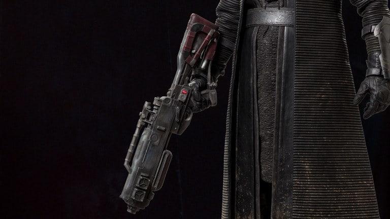 Kuruks Blastergewehr