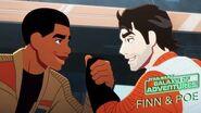 STAR WARS – GALAXY OF ADVENTURES Finn & Poe - Eine ungewöhnliche Freundschaft Star Wars Kids