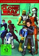 The Clone Wars Staffel 2 Vol 4
