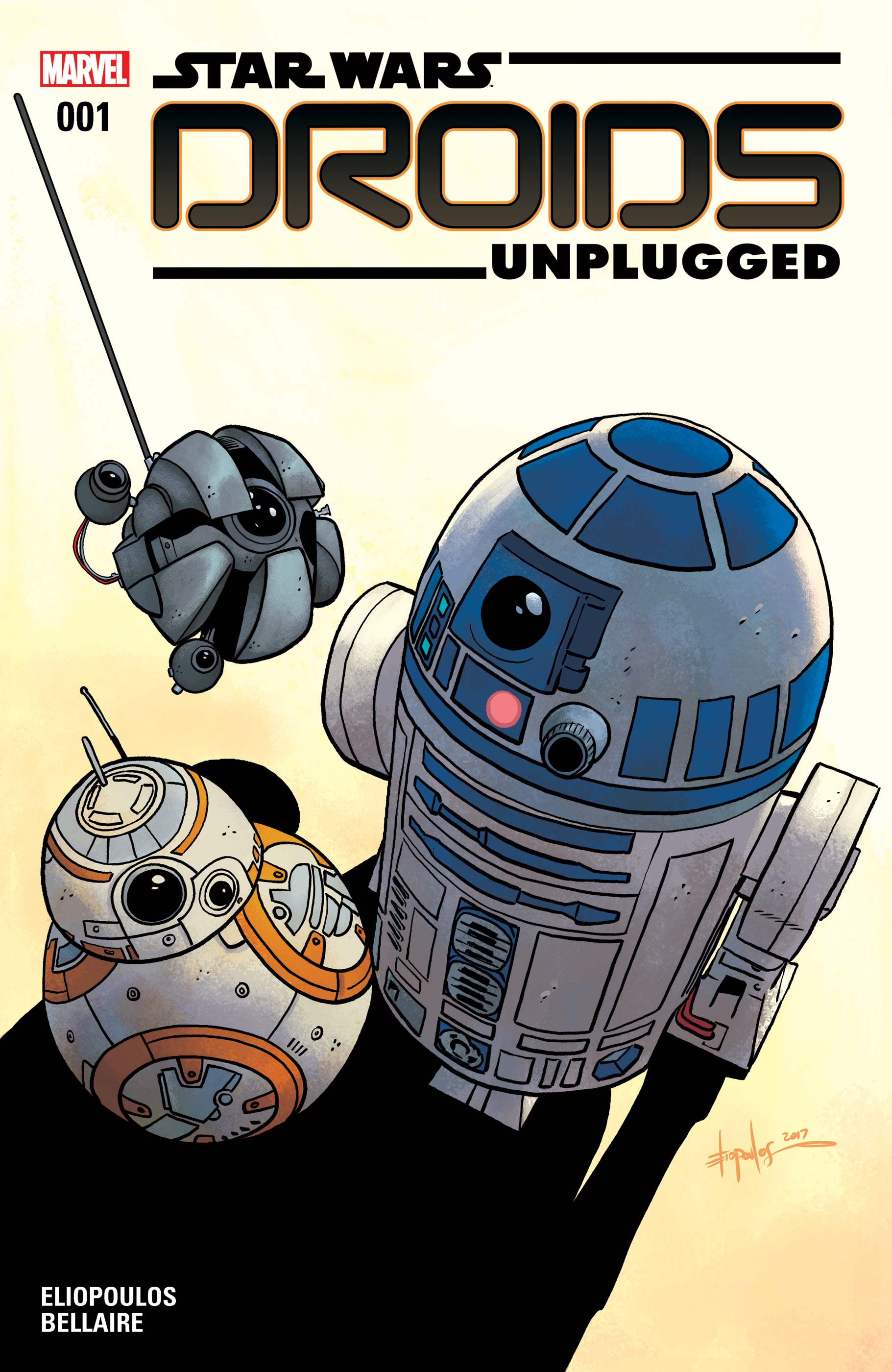 Droids Unplugged