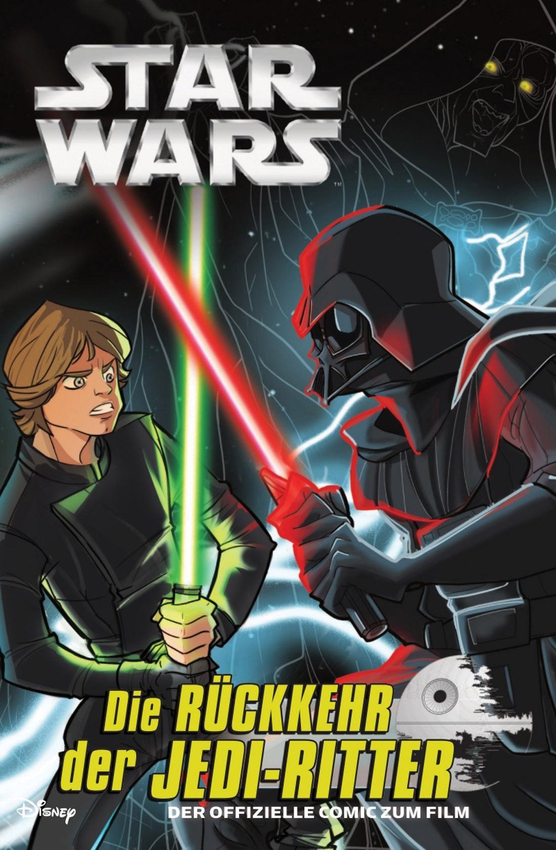 Episode VI – Die Rückkehr der Jedi-Ritter Graphic Novel