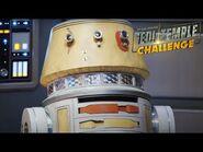 STAR WARS- Jedi Temple Challenge - Episode 3 - Star Wars Kids Deutschland