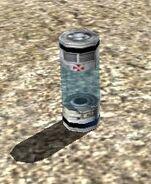 Bactazylinder