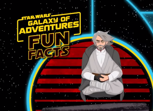 Galaxy of Adventures Fun Facts