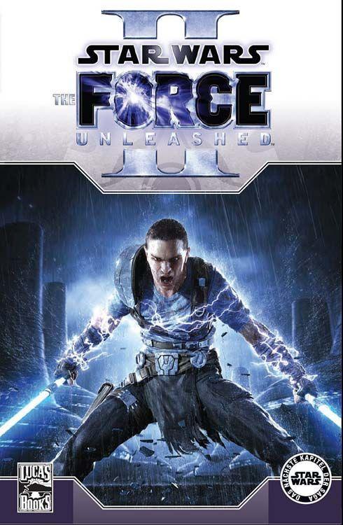 The Force Unleashed II (Comic)