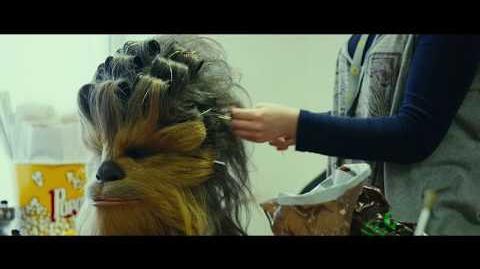 Star Wars Die letzten Jedi - Behind the Scenes