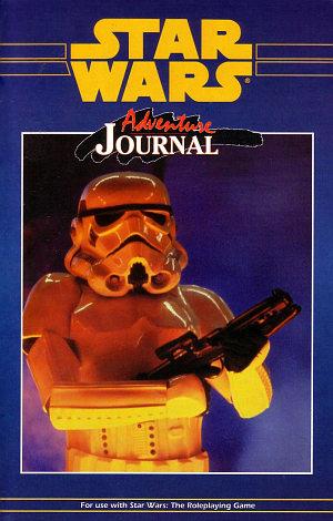 Adventure Journal 3