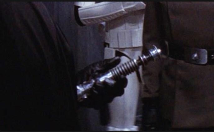 Luke Skywalkers Lichtschwert