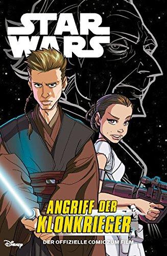 Episode II – Angriff der Klonkrieger: Die Junior Graphic Novel