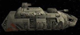 Rebellen-Kampfpanzer