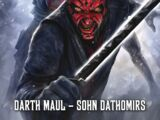 Darth Maul – Sohn Dathomirs