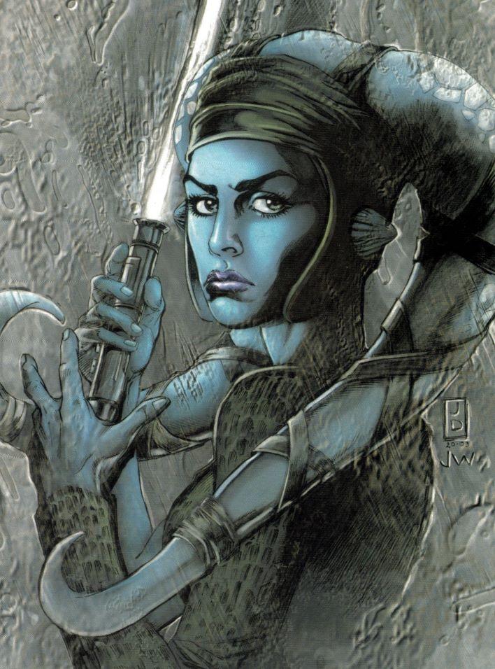 Aayla Secura (Comic)